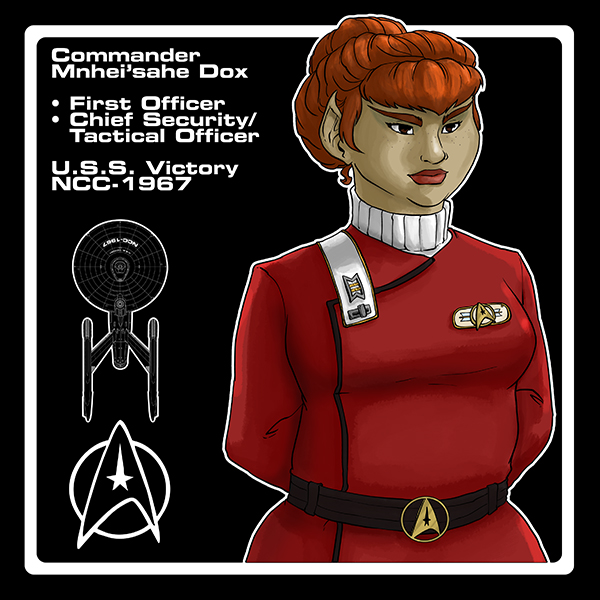 Commander Mnhei'sahe Dox